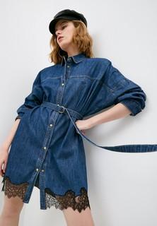 Платье джинсовое Philosophy Di Lorenzo Serafini