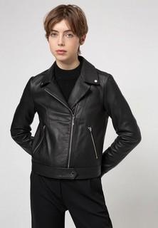 Куртка кожаная Hugo