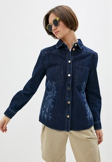 Рубашка джинсовая Alberta Ferretti
