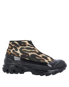 Высокие кеды и кроссовки Burberry