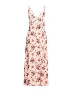 Длинное платье Liberty London