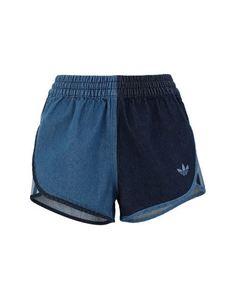 Джинсовые шорты Adidas Originals