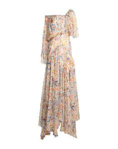 Длинное платье Vince