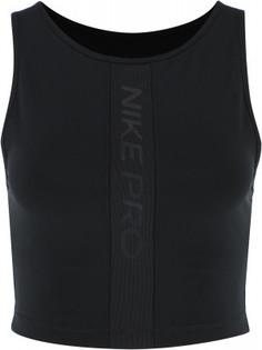 Майка женская Nike Pro, размер 42-44