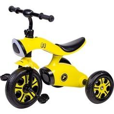 Трехколесный велосипед Farfello S-1201 Желтый