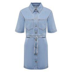 Джинсовое платье Nanushka