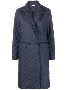 P.A.R.O.S.H. стеганое двубортное пальто
