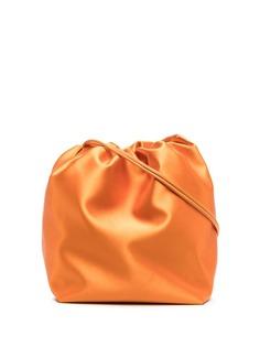 Jil Sander маленькая сумка через плечо с кулиской