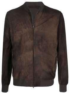 Salvatore Santoro куртка-бомбер