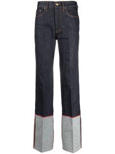 Victoria Beckham джинсы с завышенной талией
