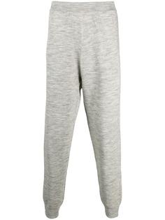 Jil Sander зауженные спортивные брюки