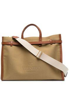 Valentino Garavani дорожная сумка с логотипом