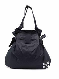 Off-White сумка на плечо с логотипом Arrows