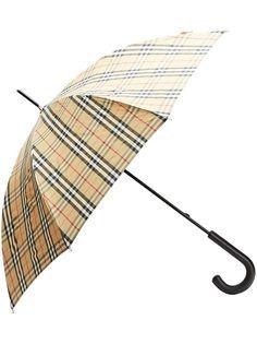 Burberry зонт в клетку Vintage Check