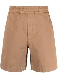 Acne Studios брюки чинос с эластичным поясом