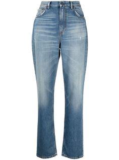 Acne Studios прямые джинсы кроя слим