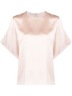 Vince расклешенная блузка