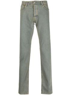 Haikure прямые джинсы средней посадки