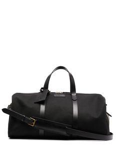Polo Ralph Lauren дорожная сумка из канваса с нашивкой-логотипом