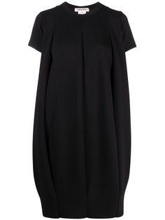 Comme Des Garçons платье со складками