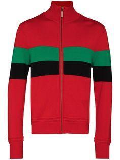Wales Bonner спортивная куртка Saint Jones с полосками