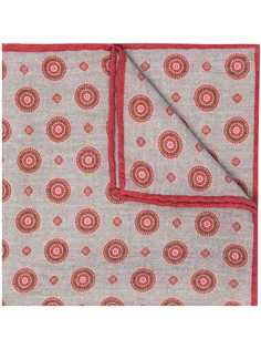 Eleventy платок с абстрактным принтом