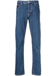 Officine Generale прямые джинсы