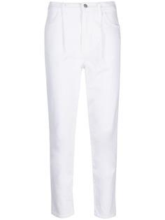 J Brand укороченные брюки Arkin кроя слим