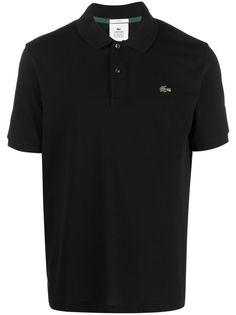 Lacoste Live рубашка поло с аппликацией-логотипом