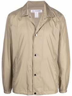 Comme Des Garçons Shirt спортивная куртка с принтом из коллаборации с Yue Minjun