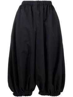 Comme Des Garçons укороченные брюки-шаровары