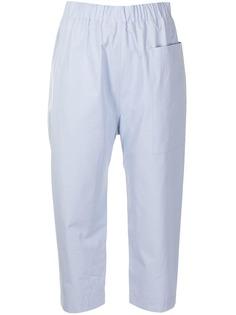 Sofie Dhoore укороченные брюки прямого кроя
