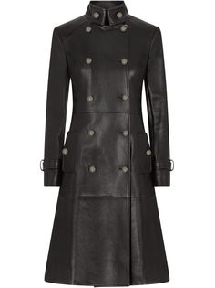 Dolce & Gabbana пальто на пуговицах