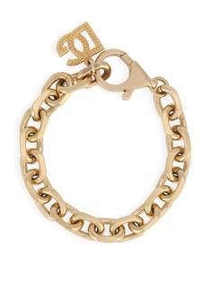 Dolce & Gabbana цепочный браслет с логотипом