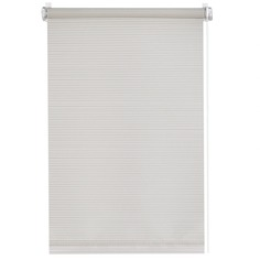 Рулонные шторы Decofest Вэил серые 120х160 см
