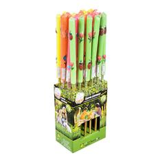 Свеча уличная Help с ароматом цитронеллы на трости 70 см