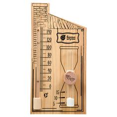 Термометр Банные штучки с песочными часами