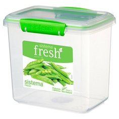 Sistema Контейнер Fresh (951680) 1.9 л, 11.7x17.3 см, lime green