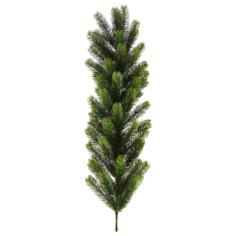 Ветка Царь елка Русская красавица Премиум 60 см, зелeный
