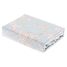Комплект постельного белья Classic by TOGAS Толедо Двуспальный евро бирюзовый