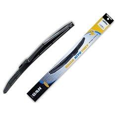 Щетка стеклоочистителя гибридная NWB Aero Rain Wiper ND-021 530 мм, 1 шт.