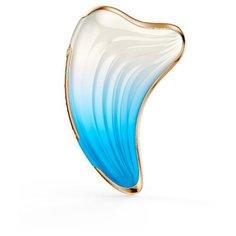 Микротоковый массажер для лица и тела Marasil Kaxa-Lift 2.0 Queen голубой
