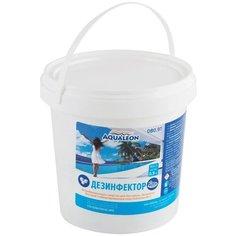 Таблетки для водоема Aqualeon Дезинфектор БСХ 0.9 кг