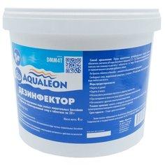 Aqualeon / Дезинфектор МСХ (медленный стаб. хлор в таблетках 20 г) 4 кг.
