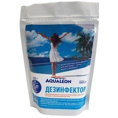 Дезинфектор Aqualeon БСХ (быстрый стаб. хлор в таблетках 20 г) 0,2 кг