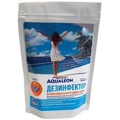 Дезинфектор Aqualeon МСХ КД (медленный стаб. хлор в таблетках 20 г) 0,2кг