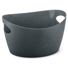 Koziol Контейнер Bottichelli S 1,5 л organic deep grey