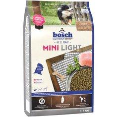 Сухой корм для собак Bosch Light, при склонности к избыточному весу 2.5 кг (для мелких пород)