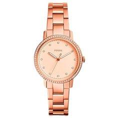 Наручные часы FOSSIL ES4384_SET розовое золото