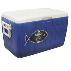 Camping World Контейнер изотермический Fisherman синий/белый 46 л